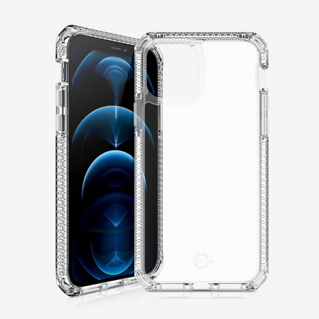 Ốp lưng ITSKINS iPhone 12 Mini SUPREME CLEAR
