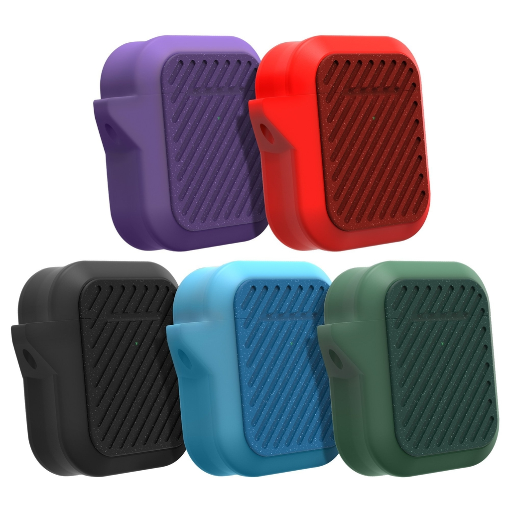 Ốp LAUT Apple AirPods 1/2 Case Capsule Impkt