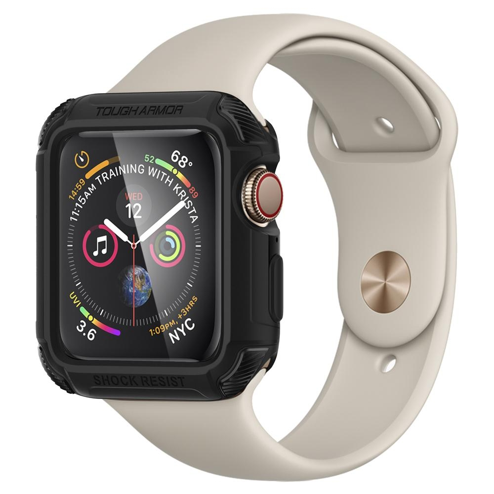 Ốp Apple Watch Series 5 / 4 (44mm) SPIGEN Case Tough Armor