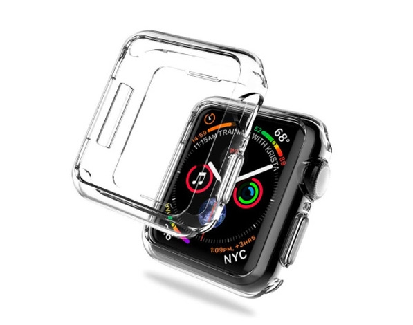 Ốp lưng COTEETCI Apple Watch Series 5 / 4 Trong suốt