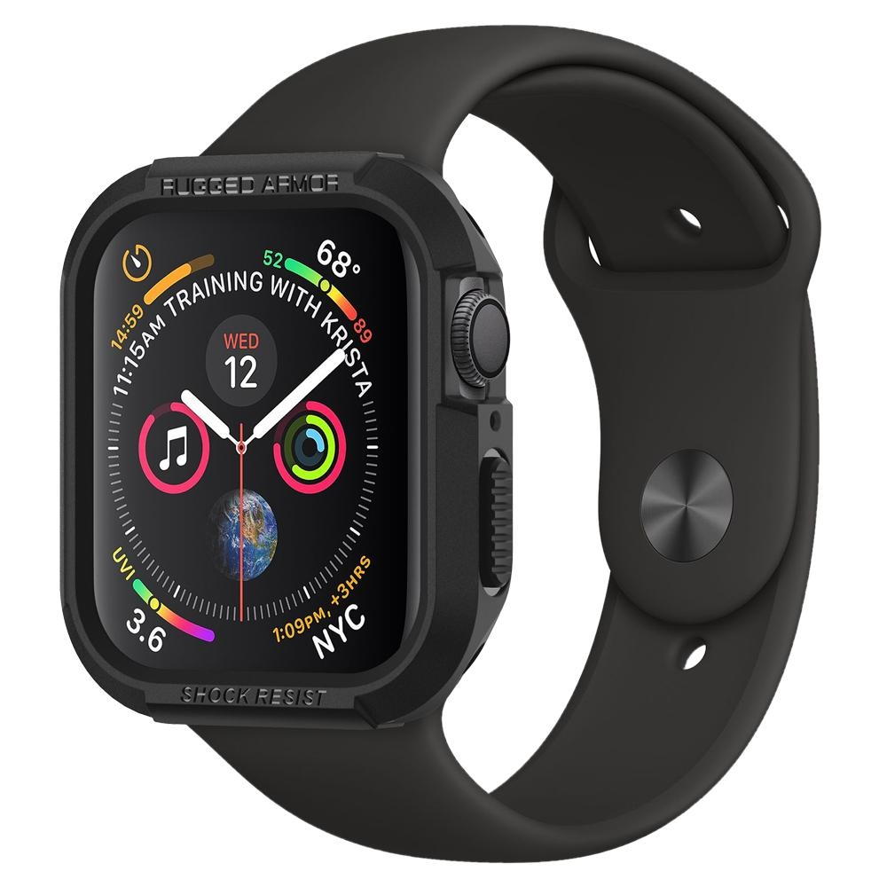 Ốp lưng SPIGEN Apple Watch Series 5/4 (44mm) Case Rugged Armor