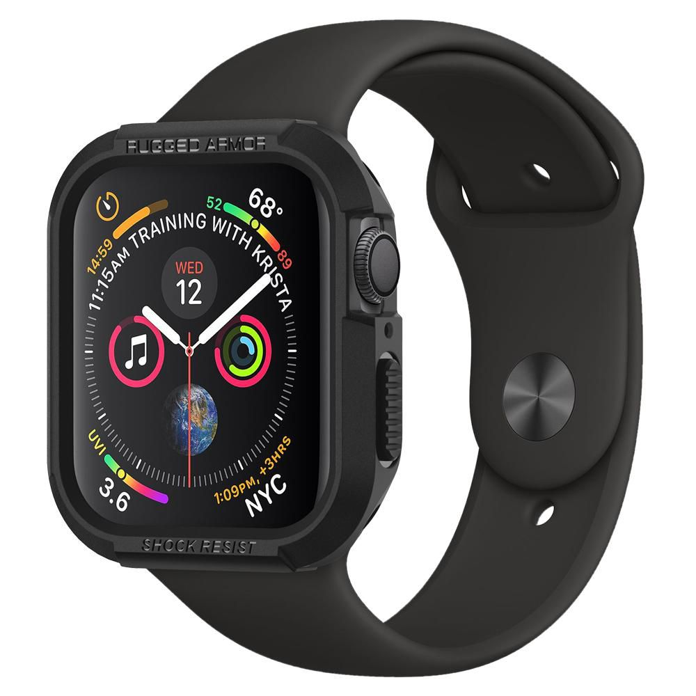 Ốp lưng SPIGEN Apple Watch Series 5/4 (40mm) Case Rugged Armor