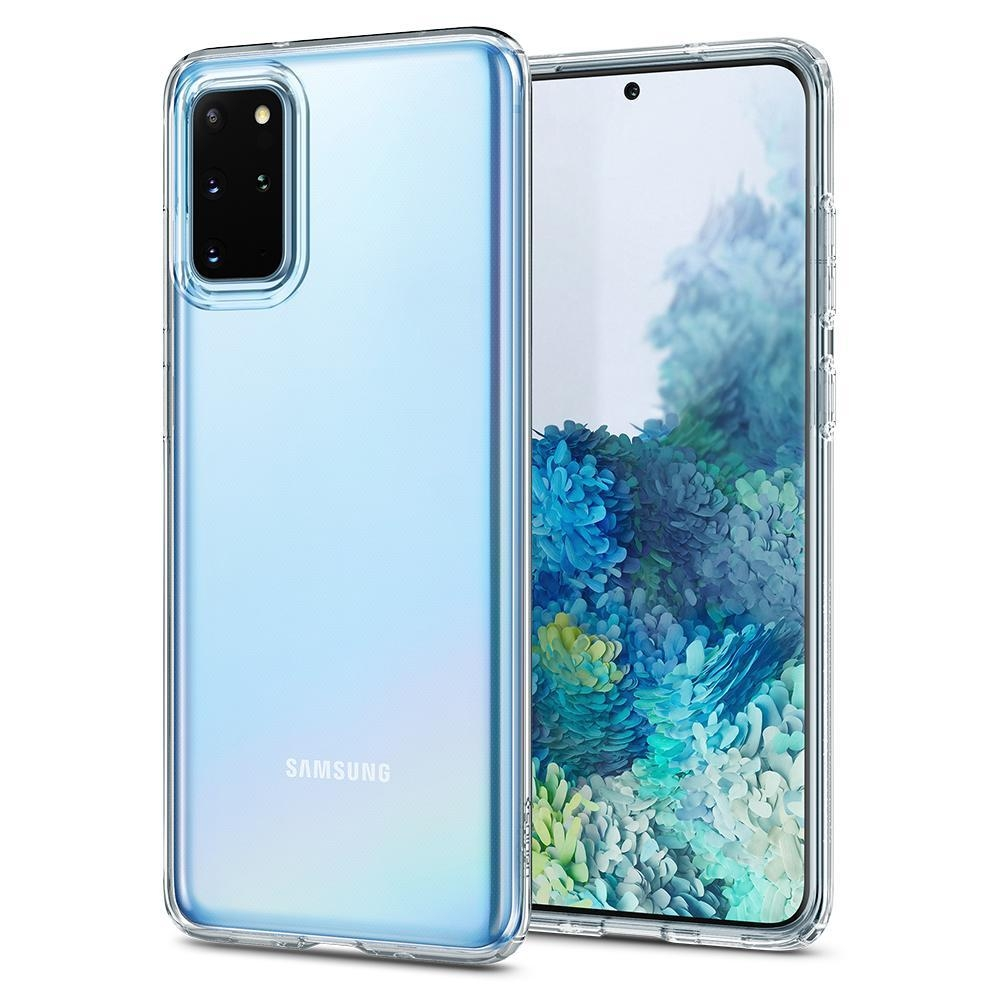 Ốp lưng SPIGEN Samsung Galaxy S20 Plus Case Crystal Flex