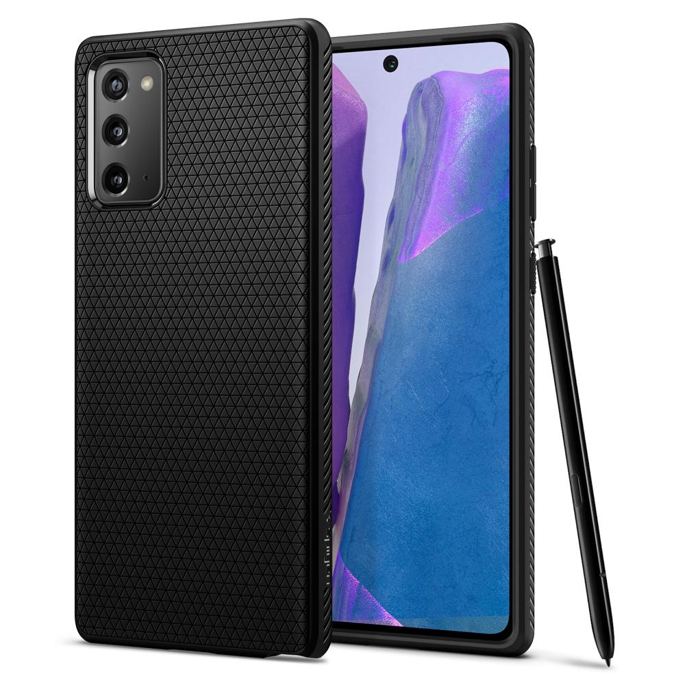 Ốp lưng SPIGEN Samsung Galaxy Note 20 Case Liquid Air