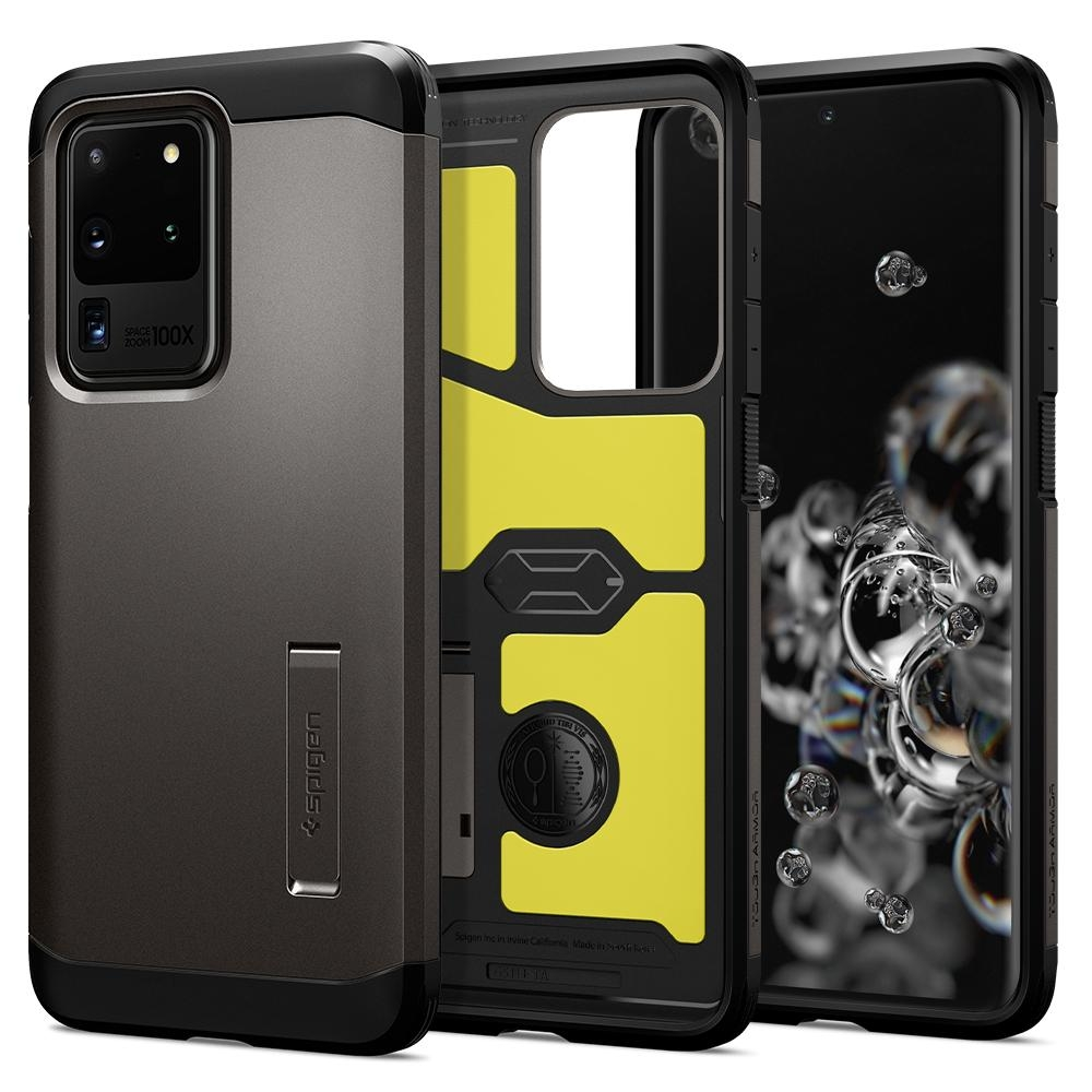 Ốp lưng SPIGEN Samsung Galaxy S20 Ultra Case Tough Armor