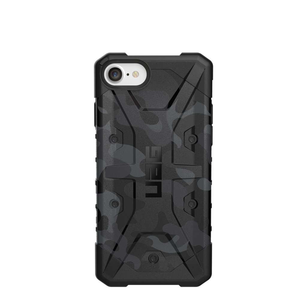 Ốp lưng UAG iPhone SE (2020) Pathfinder SE Midnight Camo