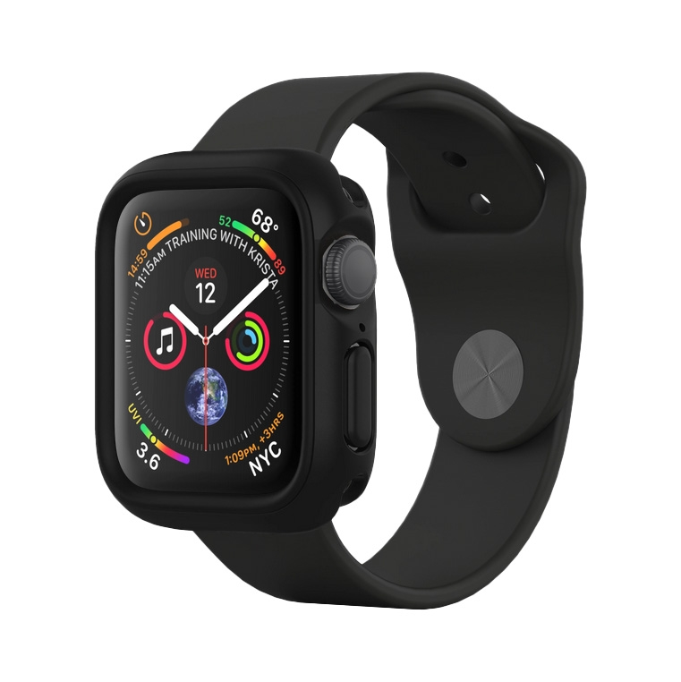 Ốp viền Rhinoshield Apple Watch Series 4/5/6/SE (40mm) CrashGuard NX