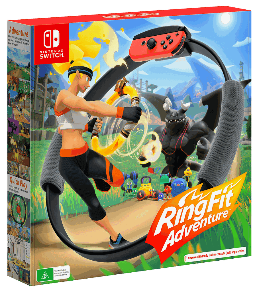 Ring Fit Adventure cho Nintendo Switch
