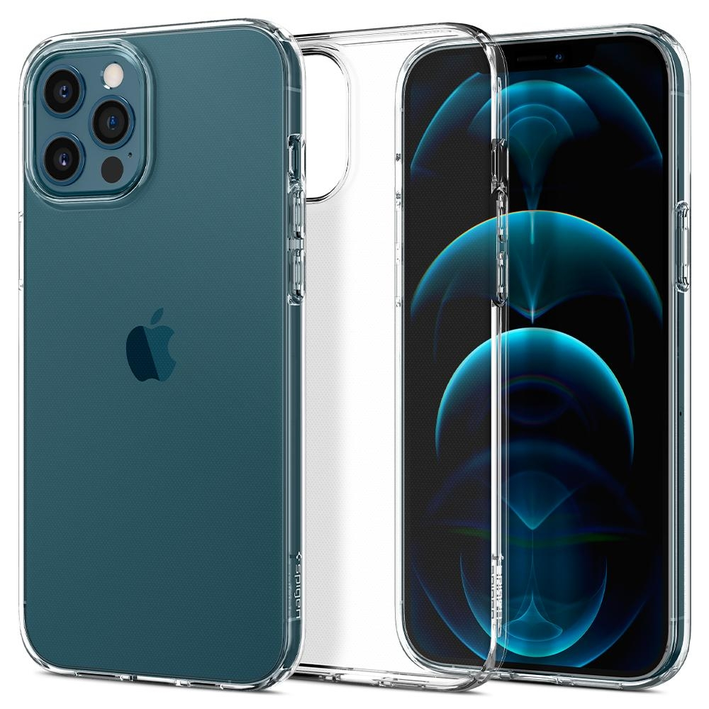 Ốp lưng SPIGEN iPhone 12 & 12 Pro Crystal Flex