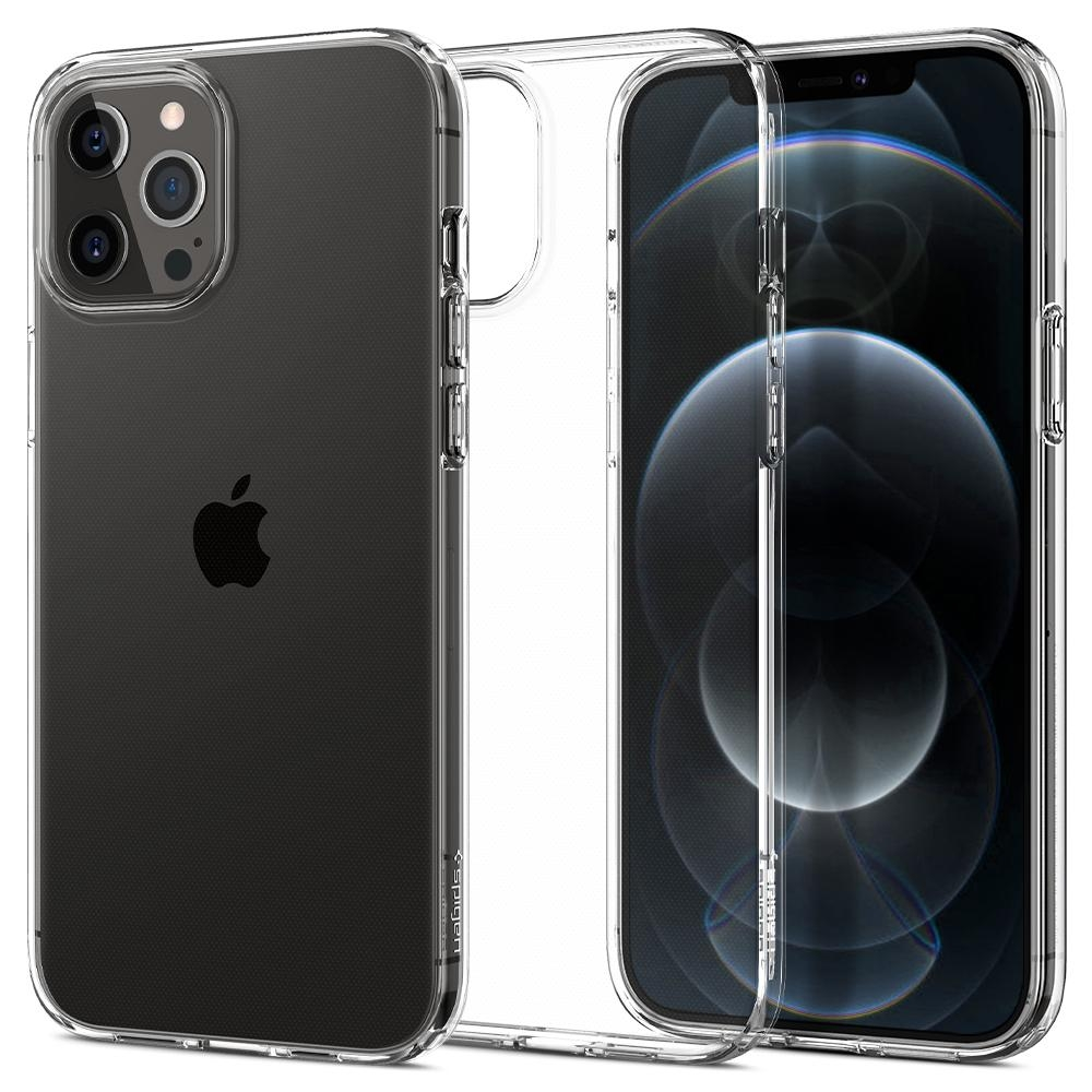 Ốp lưng SPIGEN iPhone 12 Pro Max Case Liquid Crystal