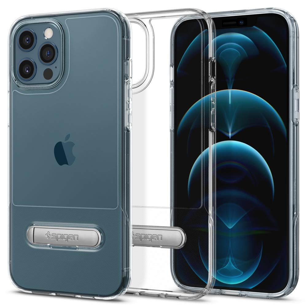 Ốp lưng SPIGEN iPhone 12 & 12 Pro Slim Armor Essential S