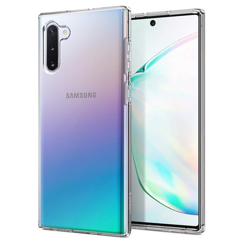 Ốp lưng SPIGEN Galaxy Note10 Case Crystal Flex