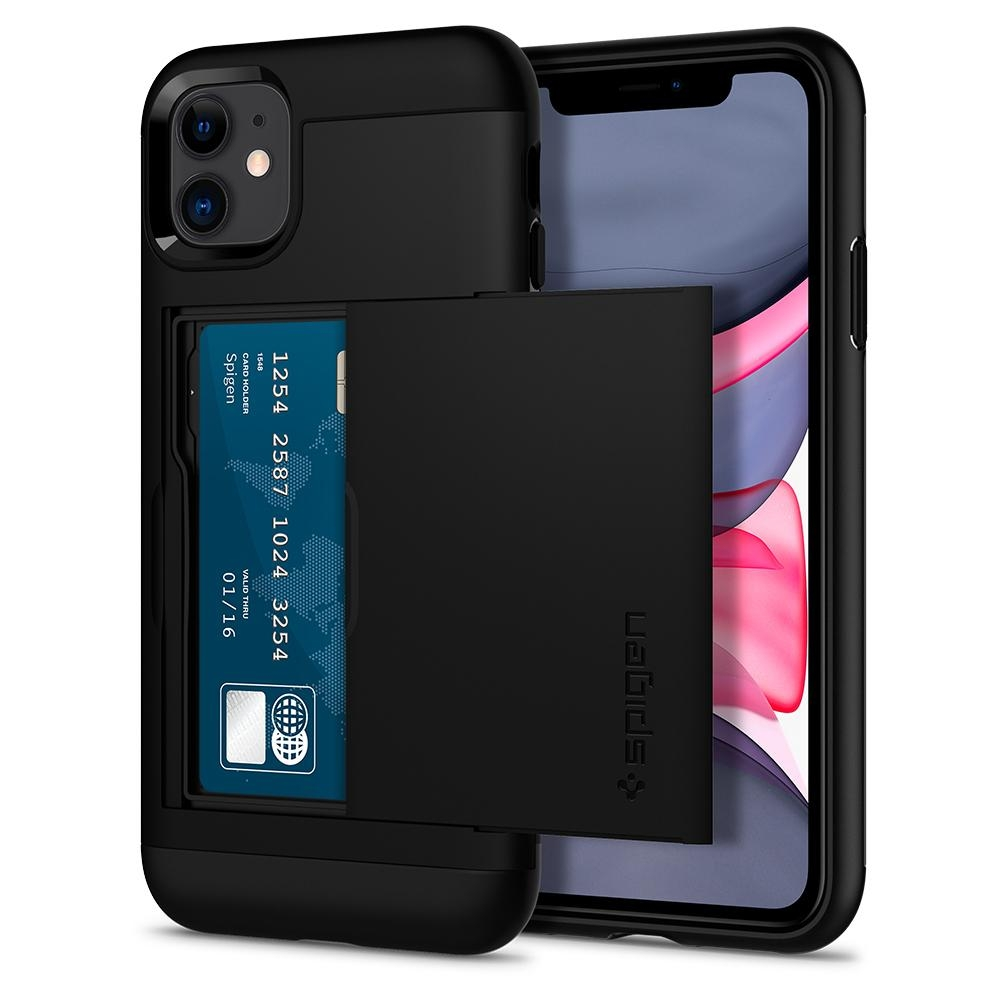 Ốp lưng SPIGEN iPhone 11 Case Slim Armor CS