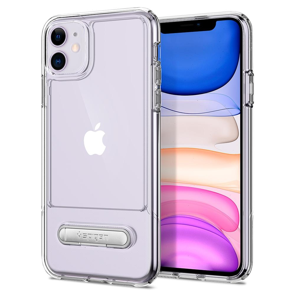 Ốp lưng SPIGEN iPhone 11 Case Slim Armor Essential S