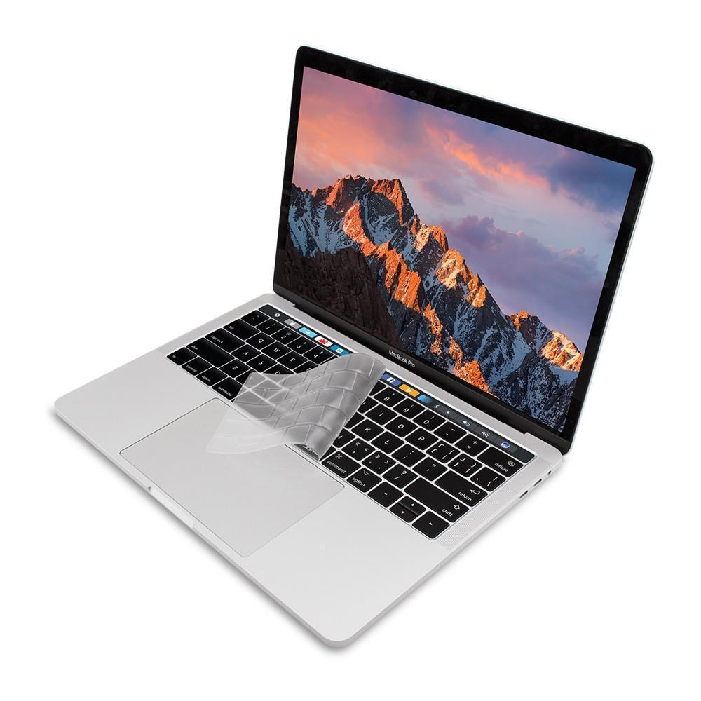 Phủ Phím MacBook COTEETCI Ultra Slim Macbook Air 13 NEW 2018 (Trong Suốt)
