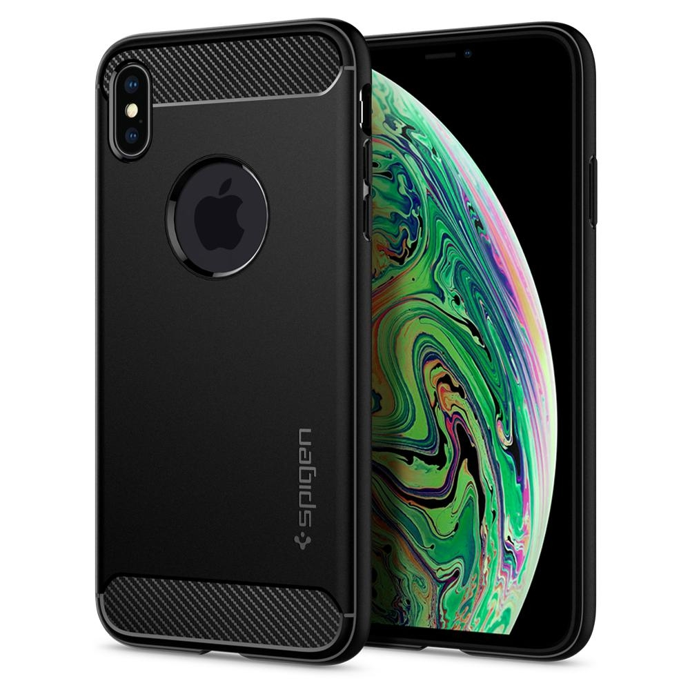 Ốp lưng SPIGEN iPhone XS Max Case Rugged Armor