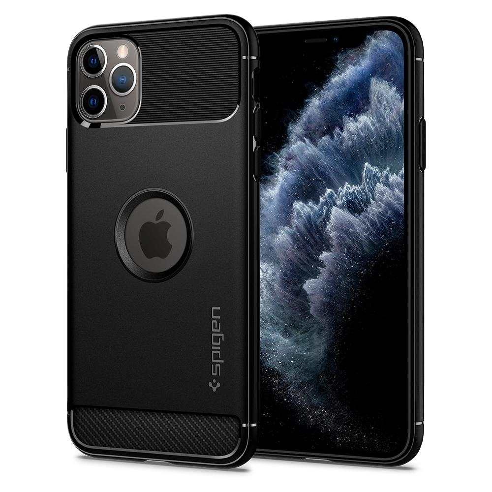 Ốp lưng SPIGEN iPhone 11 Pro Max Case Rugged Armor