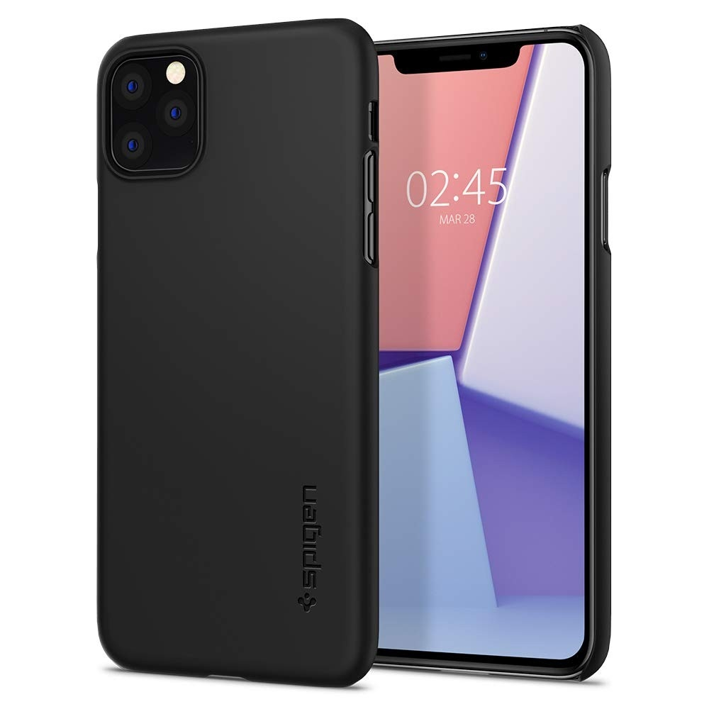 Ốp lưng SPIGEN iPhone 11 Pro Max Case Thin Fit