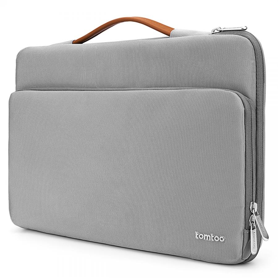 "Túi chống sốc TOMTOC Briefcase MACBOOK PRO 13"" NEW A14-B02"