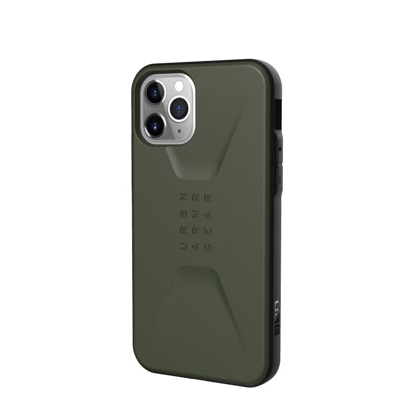 Ốp lưng UAG iPhone 11 Pro Civilian