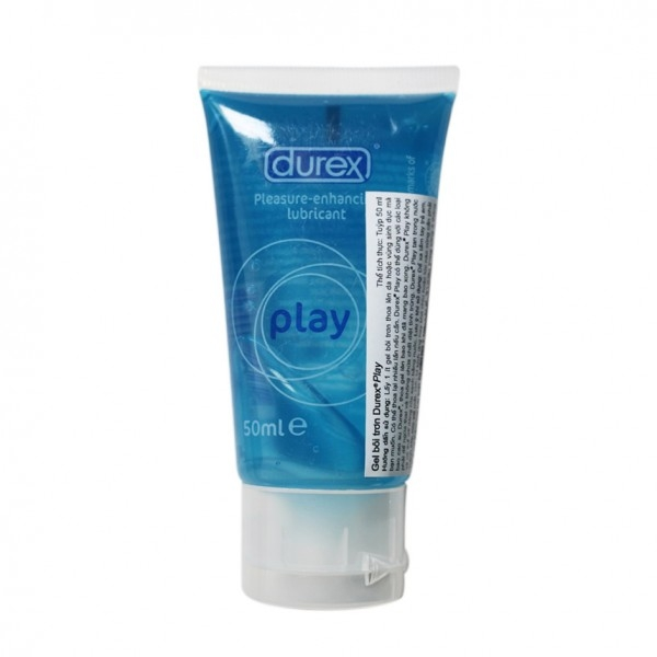 Gel bôi trơn Play Tube 50ml - DUREX  (DR06)