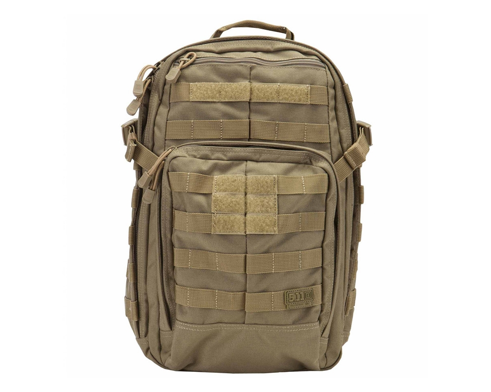 Balo 5.11 Tactical Rush 12 - Sandstone