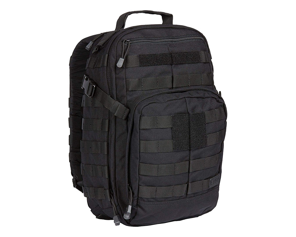 Balo 5.11 Tactical Rush 12 - Black