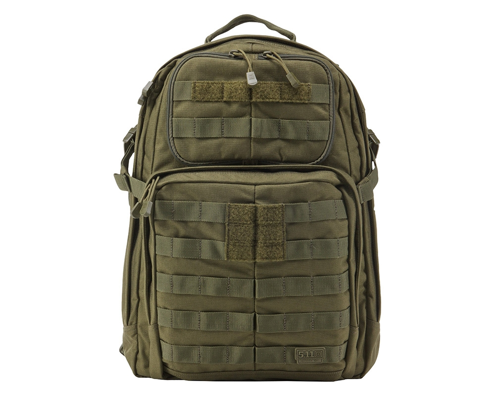 Balo 5.11 Tactical Rush 12 - Tac OD
