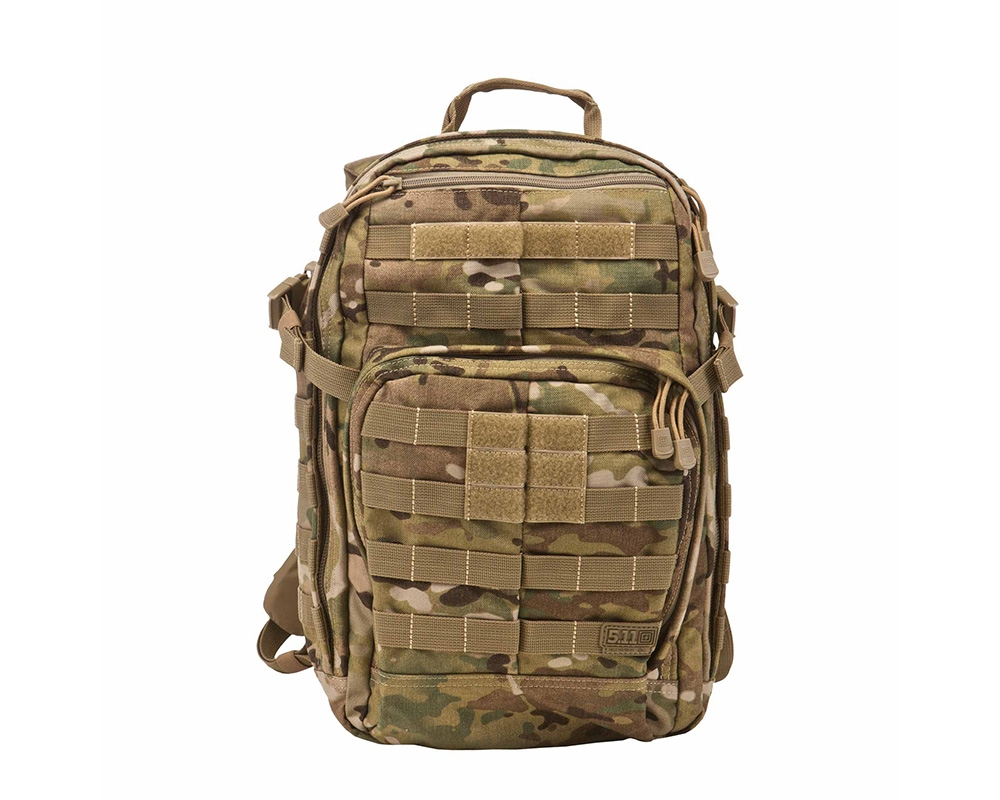Balo 5.11 Tactical Rush 12 - Multicam