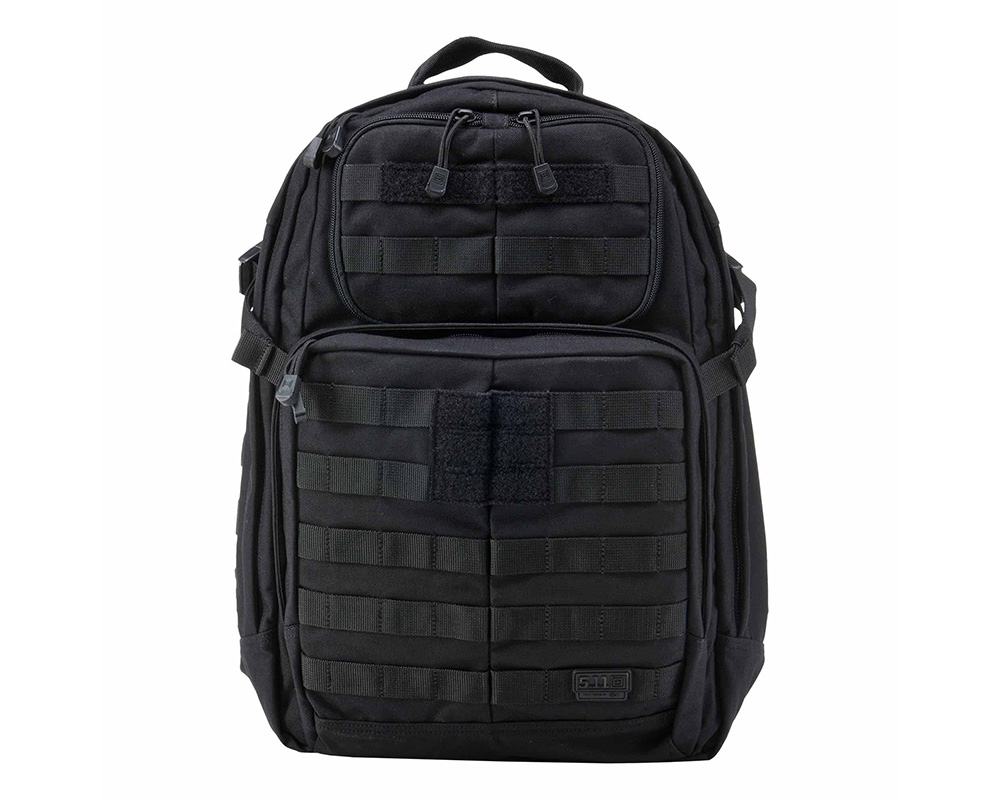 Balo 5.11 Tactical Rush 24 - Black