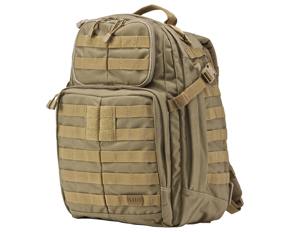 Balo 5.11 Tactical Rush 24 - Sandstone