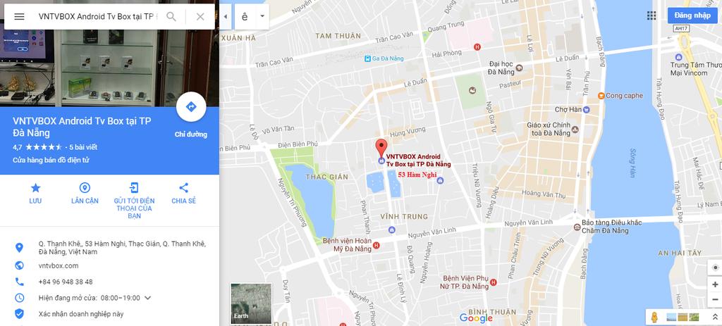 VNTVBOX.COM - ĐẠI LÝ CHÍNH HÃNG TẠI 53 HÀM NGHI - THANH KHÊ - ĐÀ NẴNG - 184063
