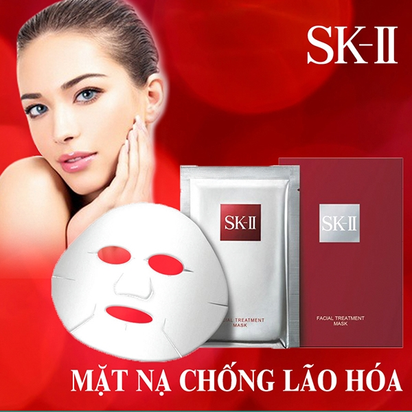 Mặt nạ SK-II Facial Treatment Mask