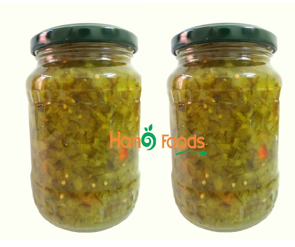 Sweet Relish Pickles
