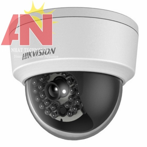 Camera IP DS-2CD2110F-IWS Dome Wifi hồng ngoại 1.3 MP