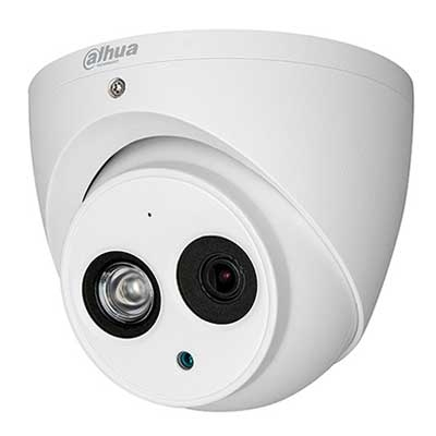 Camera Dahua 4MP HDCVI IR Dome Camera DH-HAC-HDW1400EMP