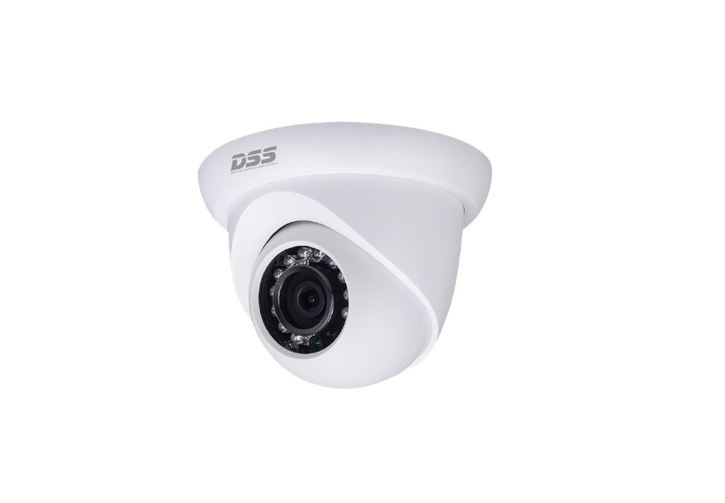 Camera Dahua 5MP WDR IR Eyeball network camera DH-IPC-HDW1531SP
