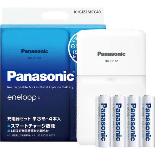Panasonic sac + pin 4v