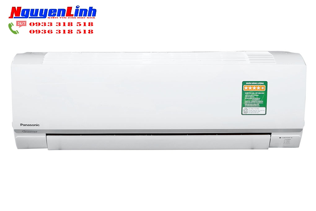 Panasonic Inverter 1.5HP CU/CS-PU12TKH-8