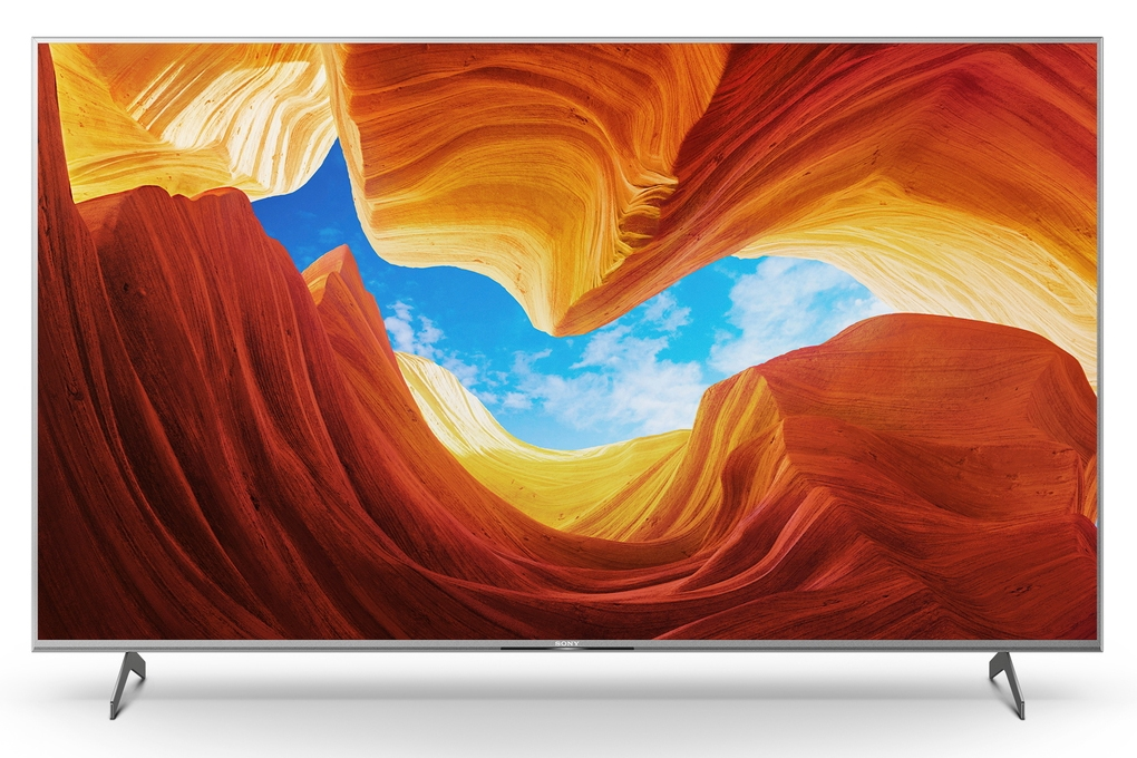 Android Tivi Sony 4K 55inch KD-55X9000H/S - Bạc