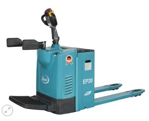 Xe nâng tay điện KION BAOLI EP 2.0-2.5T.Giải pháp mang tính ưu việt TFV -  Lựa chọn số 1 về xe nâng hàng