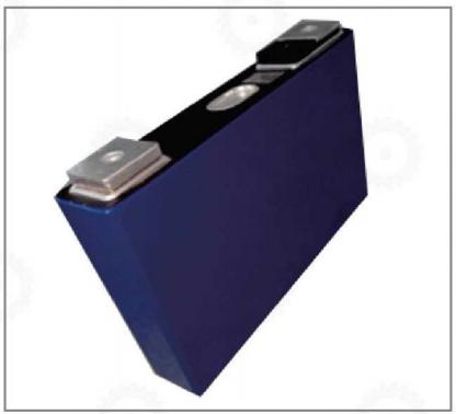 Bình ắc quy khô Lithium- Ion 40AH hiệu EIKTO dùng cho xe nâng, mới 100%