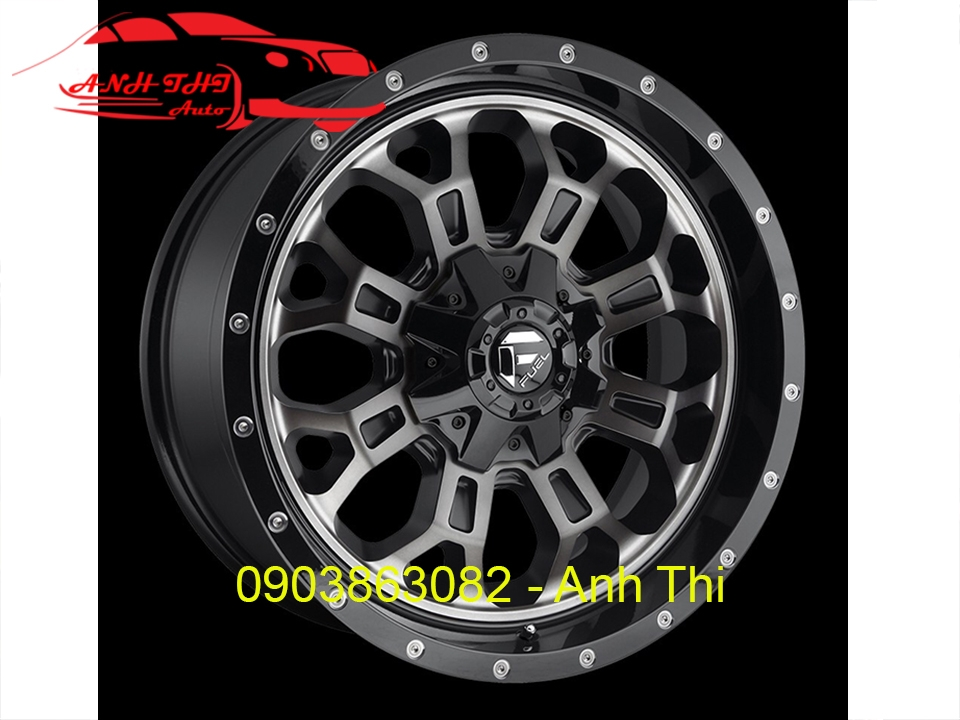 MÂM FUEL 18'' STYLES CRUSH D561
