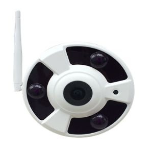 CAMERA IP WIFI QUESTEK WIN-932IP (360 ĐỘ)