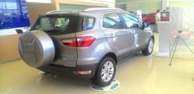 Ford Ecosport Trend MT