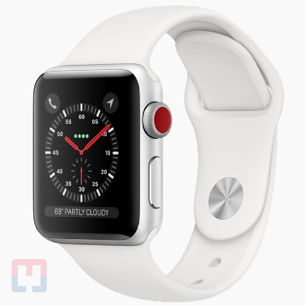 Apple Watch Seri 3 38mm LTE (Chưa Active)