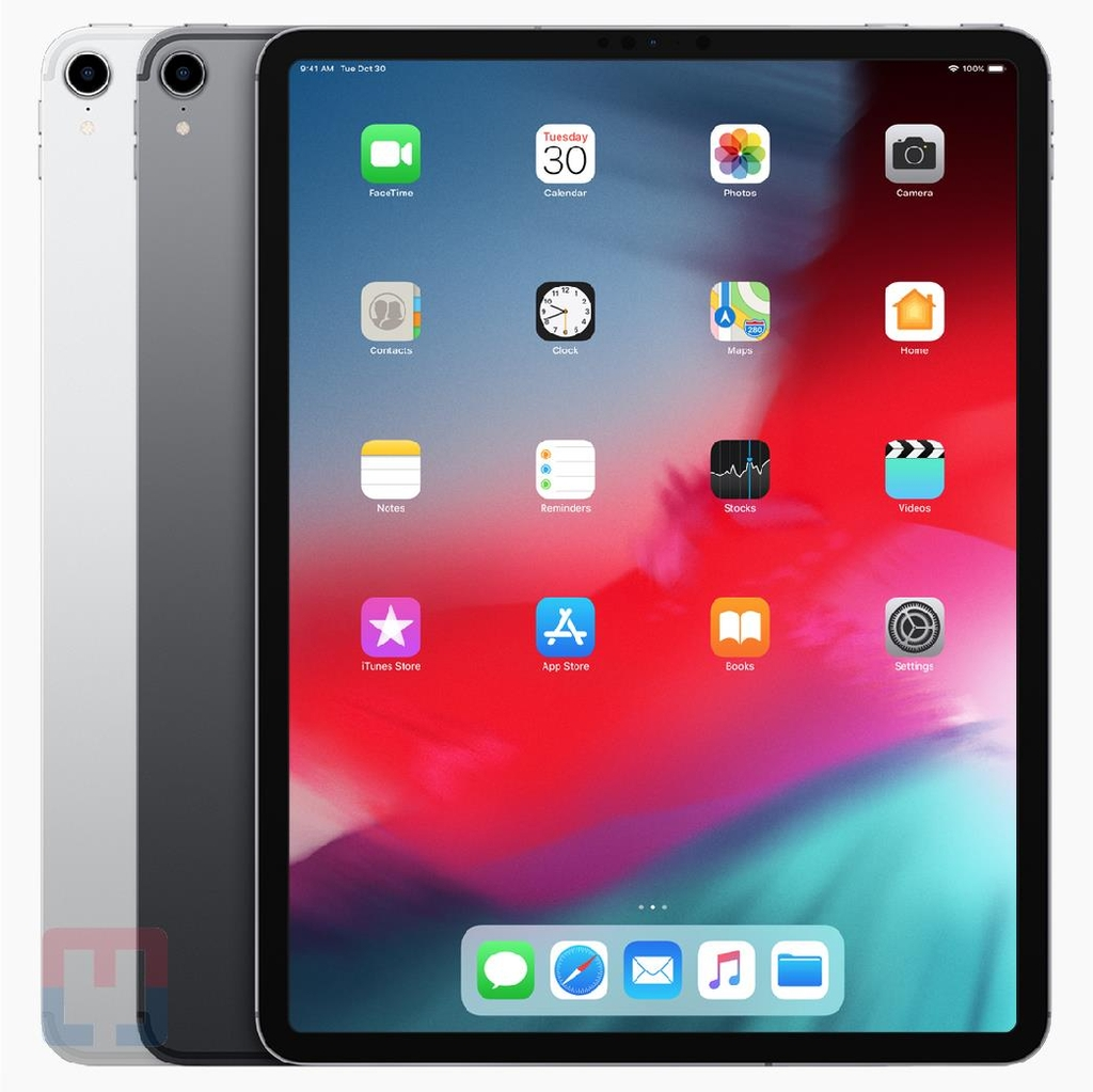 "iPad Pro 2018 11"" 64GB Wifi 4G (Chưa Active)"