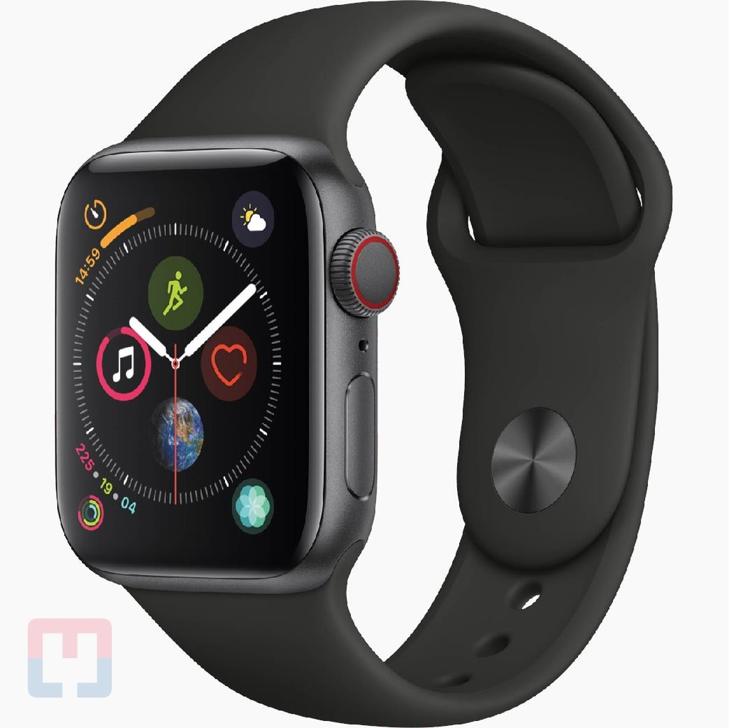 Apple Watch Seri 4 40mm LTE (Like New 99%)