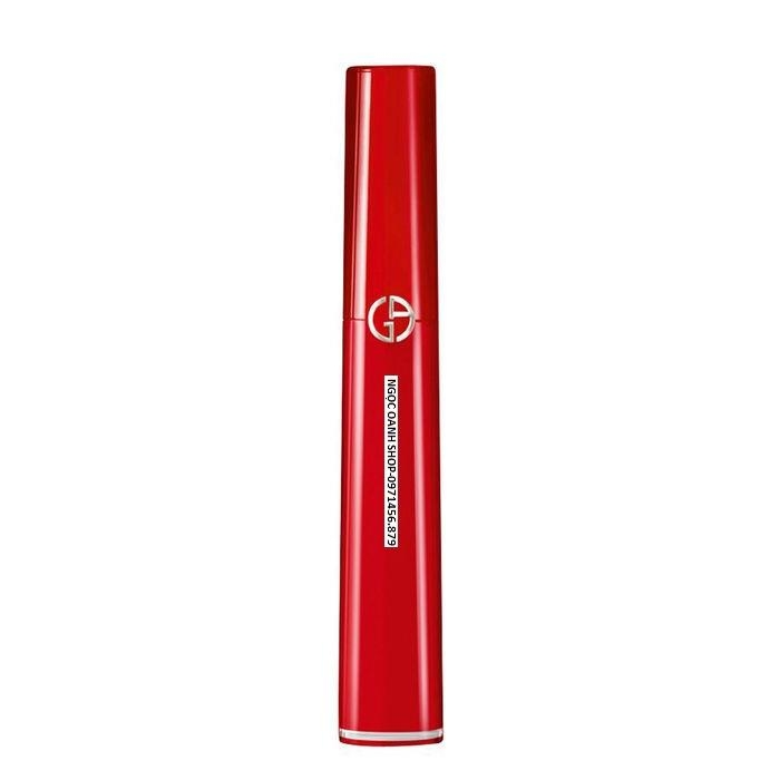 Son kem Giorgio Armani Lip Maetro Intense Velvet Color #407 Drama Red