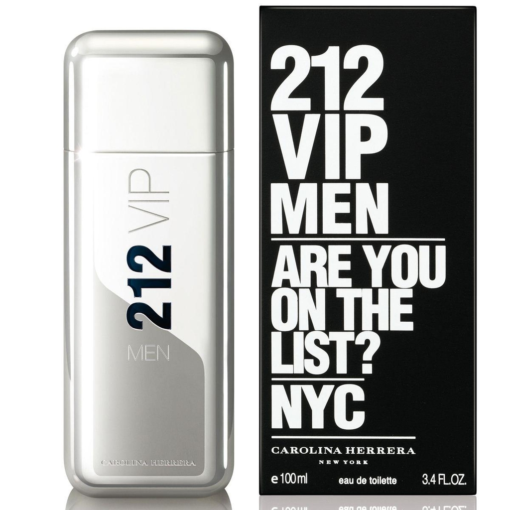 Nước hoa Carolina Herrera 212 Vip Men EDT 100ml